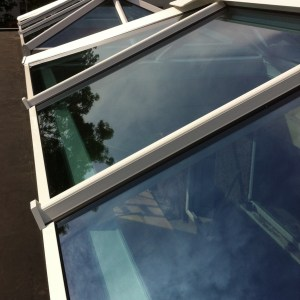 Glass Rooflight - 1000mm x 5500mm | Faster Plastics