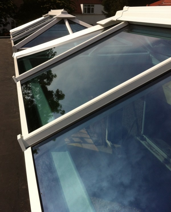 Glass Rooflight - 2000mm x 4000mm | Faster Plastics
