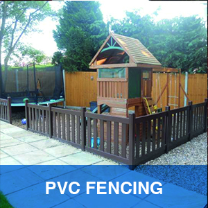PVC Fencing | PVC Picket Fencing | PVC Play Area Fencing | Ranch Style Fence | Faster Plastics