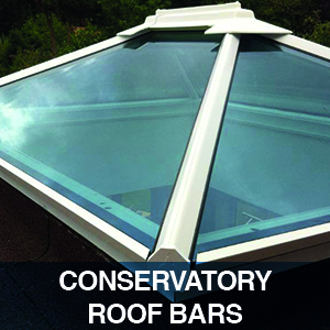 Conservatory Roof Bars | Conservatory Bars | PVC Bars | Faster Plastics