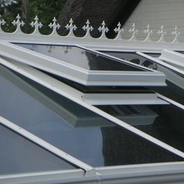 Polycarbonate Roof Vents