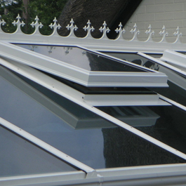 Polycarbonate Roof Vents