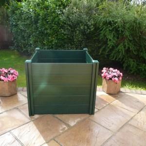 Compost Bin (500 litre capacity)   PVC Compost Bin and Planters   Faster Plastics