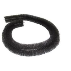 Gutter Brush 100mm x 4m | Guttering | PVC Gutter | PVC Rainwater Goods | Faster Plastics
