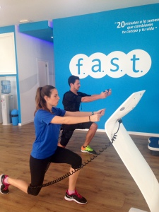 following the track to maffiuletti Fast Fitness
