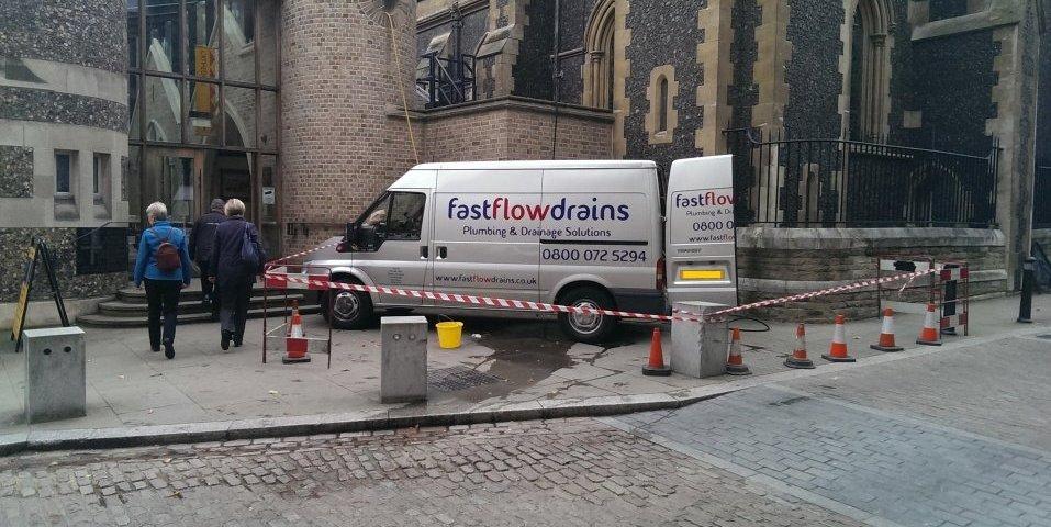 Commercial-drains