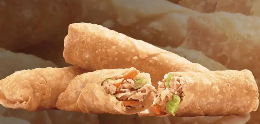Fresh Order Menu Calories