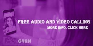 free audio and video calling