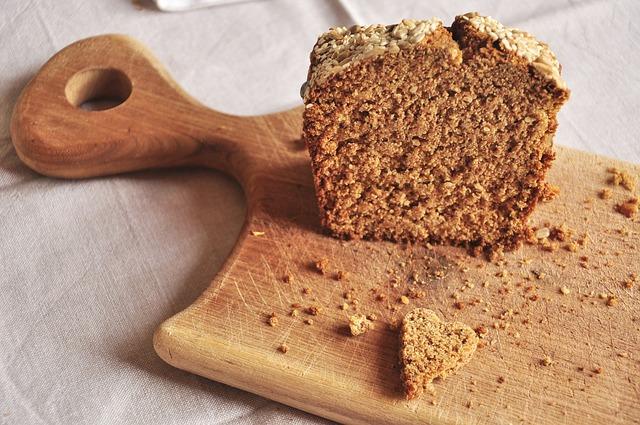 Wholegrain toast