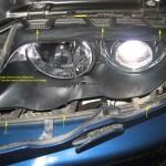 Umnitza Predator Orion V2 Angel Eyes Bmw E46 3 Series Diy