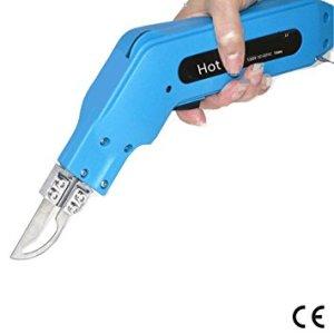 Heating knife