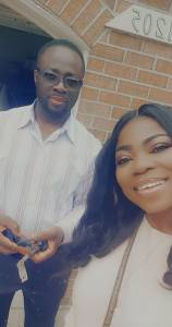 Afia Pokuaa 'Vim Lady' Finally Shares An Exclusive Photo Of Her Husband Who Is Based Abroad 2