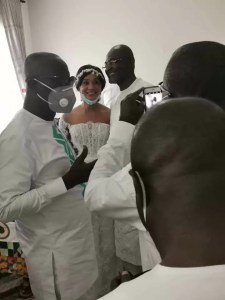 Exclusive Photos From Kennedy Agyapong's Wedding 2