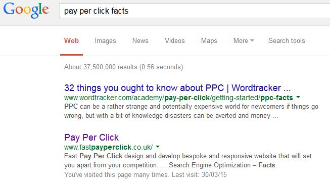 Pay Per Click vs Search engine optimization
