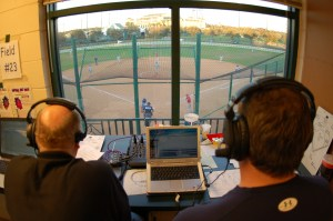 BPR from AAU Press Box