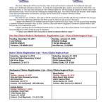 USA Softball Umpires – So Cal – Certification clinics – Dec 2017-Feb 2018