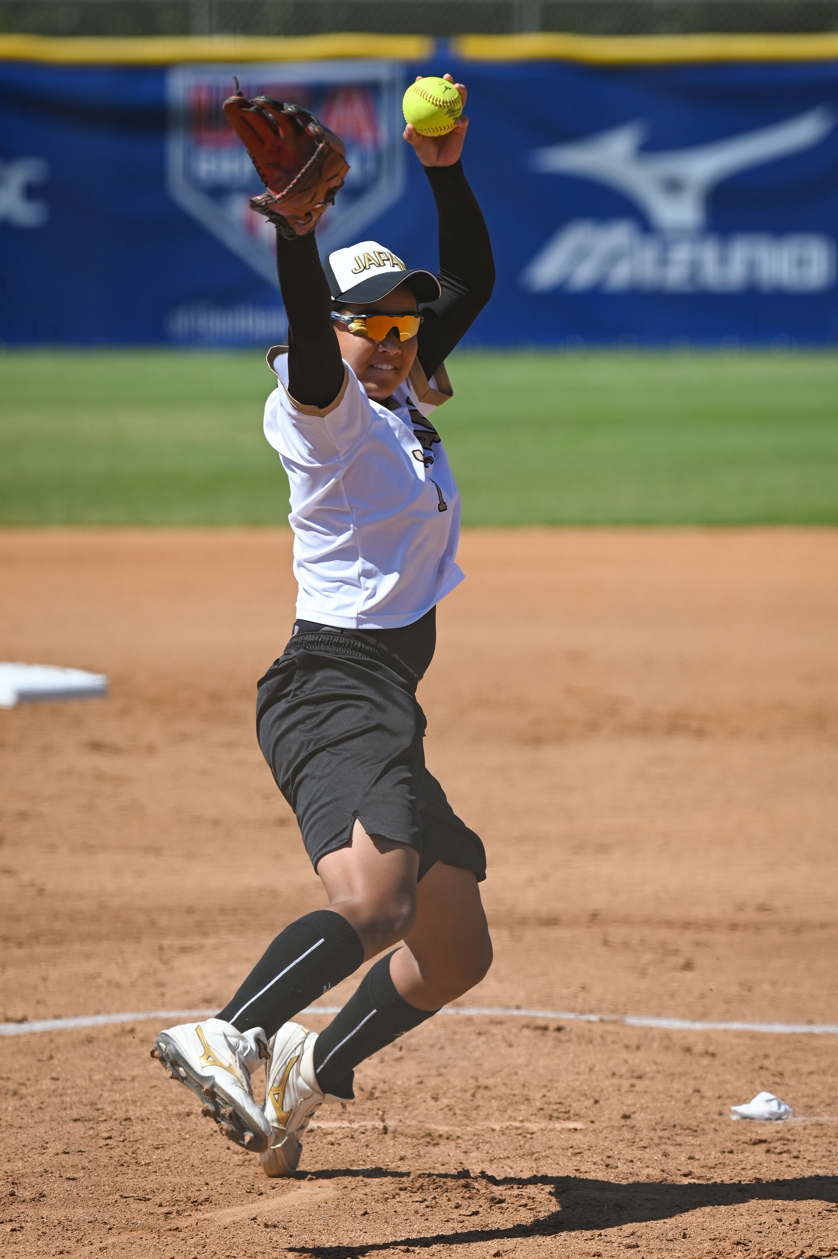 Maddy's Photos from 2019 WBSC U19 Women's Softball World Cup