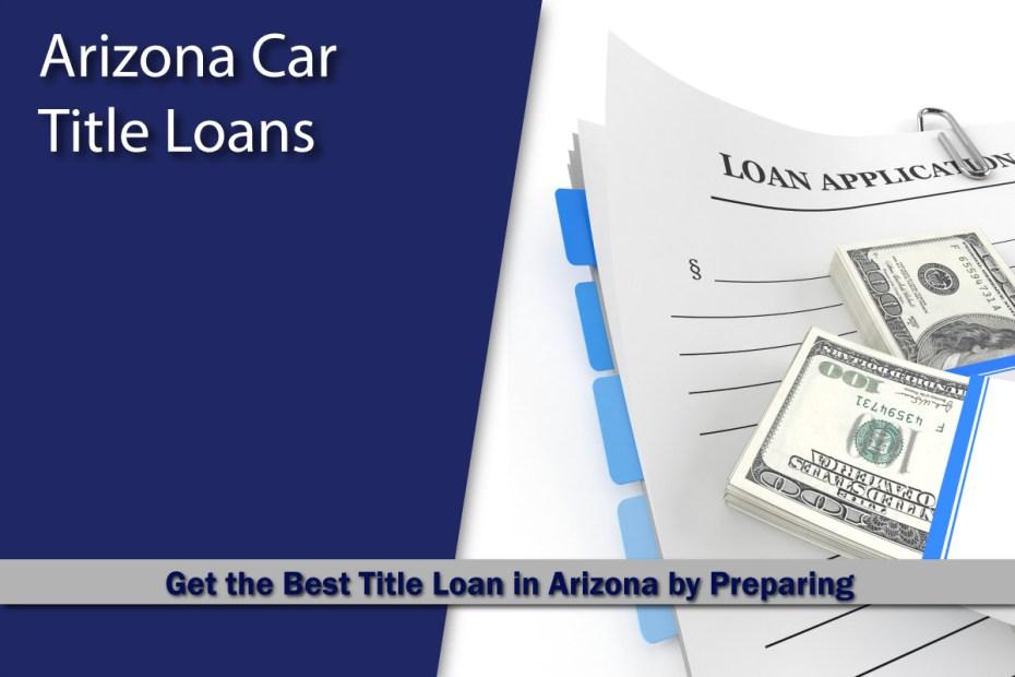 Arizona Car Title Loans