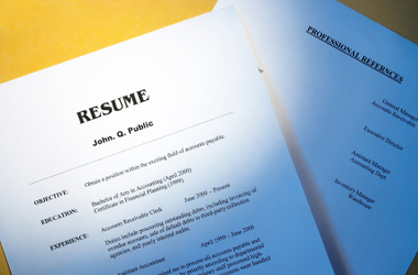 tips for writing a great resume fastweb