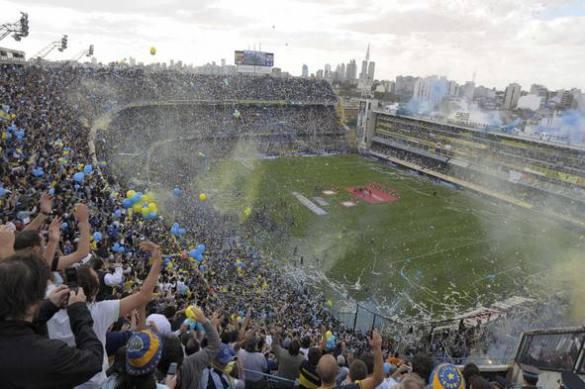 Boca Fans
