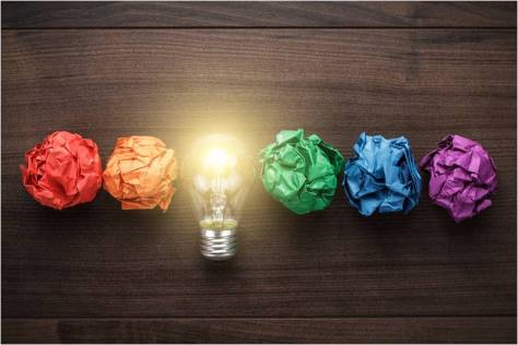 Creativity within a deadline