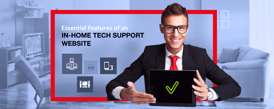 An Extensive Guide to Build In-home Tech-Support Search Website