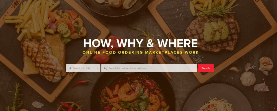 Online Food Ordering Marketplace: What Makes It a Good Business Idea & Future Opportunities