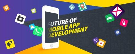 Journey and Future of Mobile App Development Market