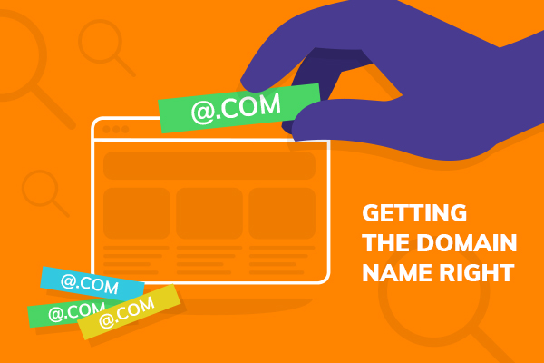 How To Pick A Good Domain Name For An eCommerce Business (Image: Fatbit)