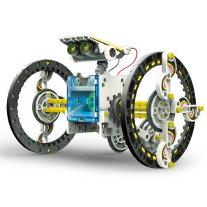 Deluxe Eco Robotics - Building & Construction for Ages 10 to 12 - Fat Brain Toys