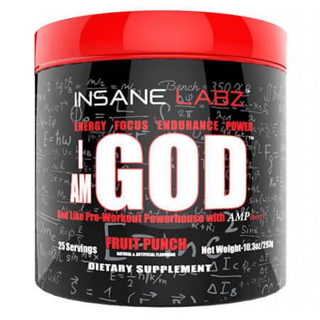 Insane Labz I am God Booster