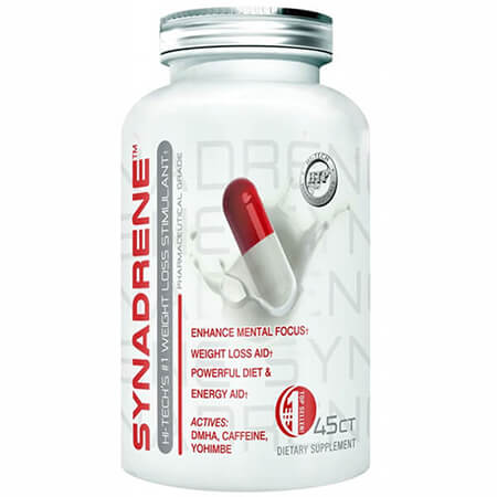 Synadrene Hi Tech Fat Burner DMAA