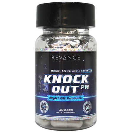 Knock Out Revange Nutrition, knock out, revange nutrition knock out, melatonin kapseln