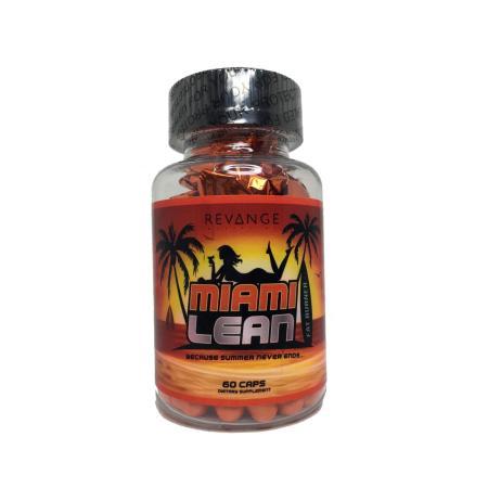 Revange Nutrition Miami Lean Fatburner