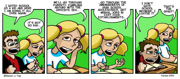 An Educational Conundrum