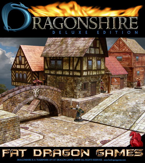 Dragon Shire Delixe