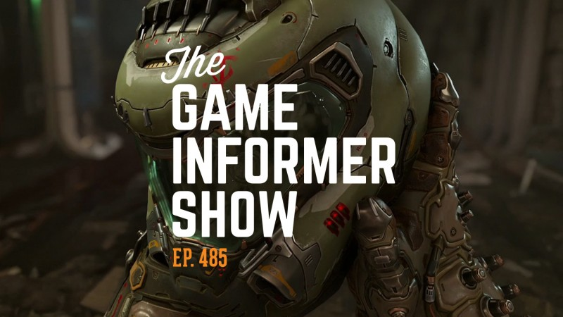 GI Show — Doom Eternal and Dragon Ball Z: Kakarot