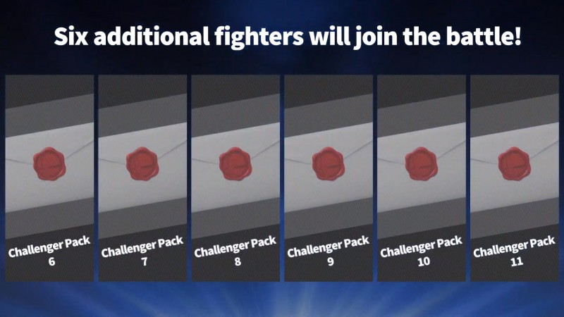 Second Fighters Pass To Bring Six More Characters To Super Smash Bros. Ultimate