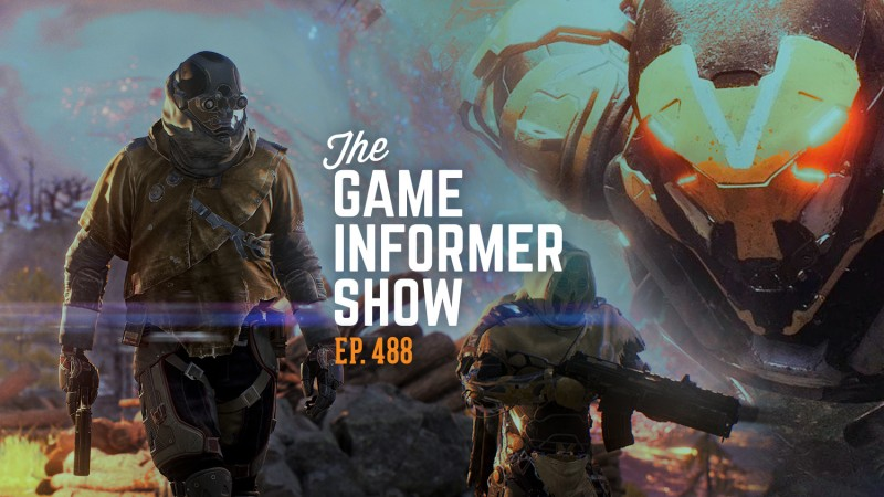 GI Show — Outriders Exclusive, Anthem, Mega Community Emails