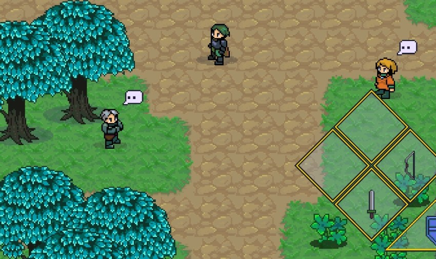 Labyrinth Legend is a roguelike action RPG that's available now for iOS and Android