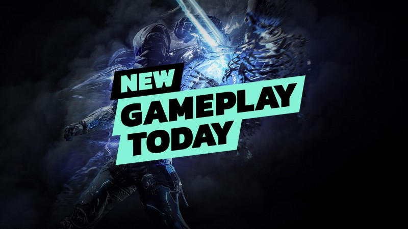 New Gameplay Today – Outriders' Trickster Class