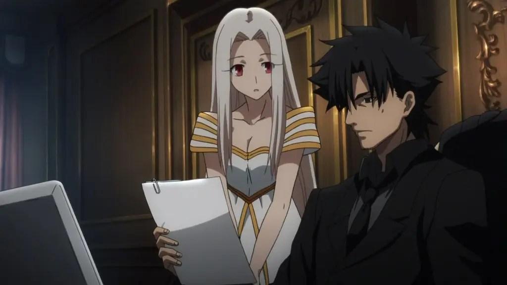 Fate/ZERO 衛宮切嗣 アイリスフィール