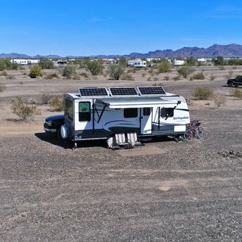 How to Power an RV Air Conditioner with Solar - Full Time RV