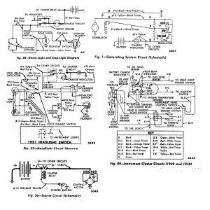 1948 Ford 8n Tractor Wiring Diagram 12 Volt  Wiring Solutions