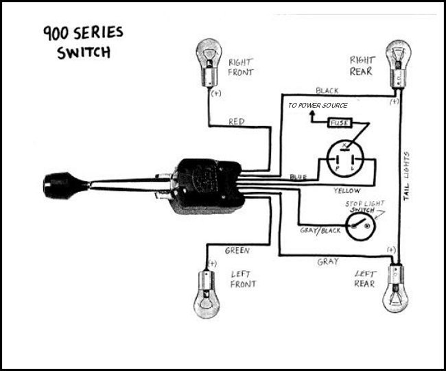 signal stat 9000 wiring  ford truck enthusiasts forums