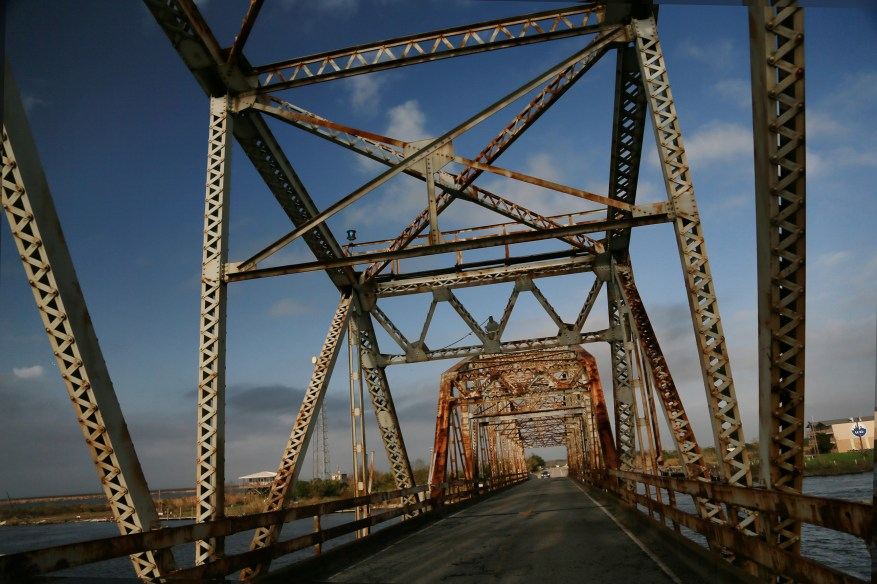 Rigolets bridge