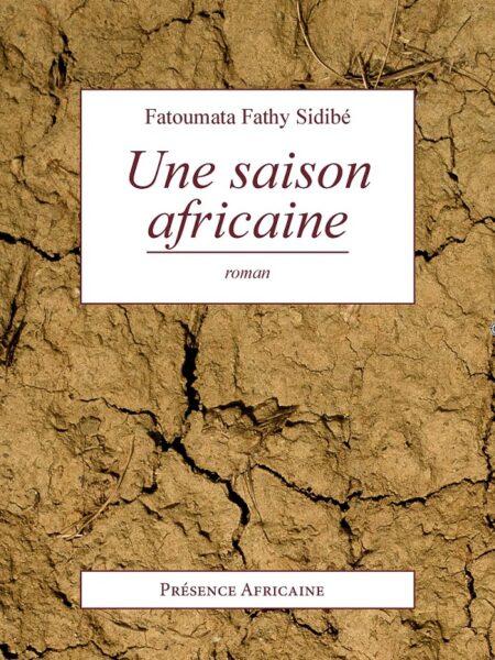 Couverture Une Saison africaine