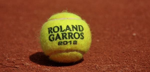 ROLAND GARROS 2012 ILLUSTRATION