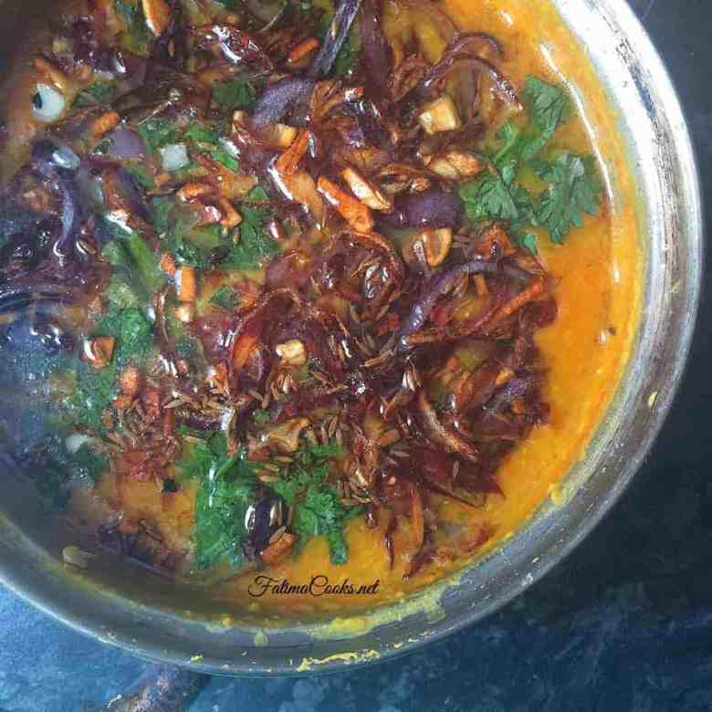 Tadka Daal Recipe The Way My Mother Cooked Ita