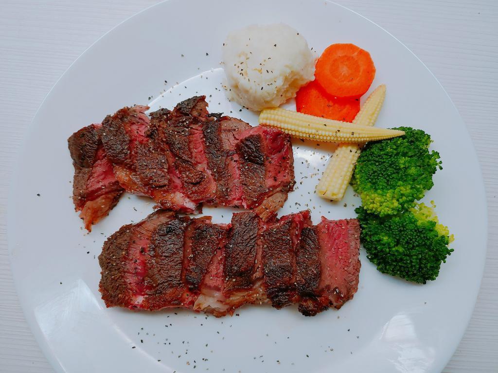 煎牛排食譜